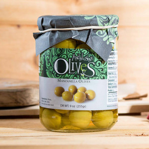 Green Manzanilla Olives by Andalusian Olives