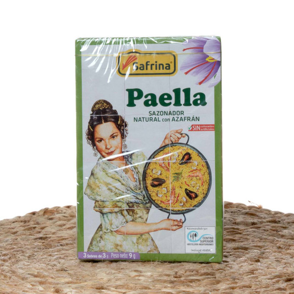 Paella Seasoning Safrina by Triselecta
