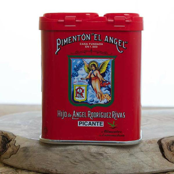 Hot Spanish Paprika by El Angel