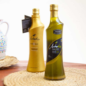Unfiltered Extra Virgin Olive Oil