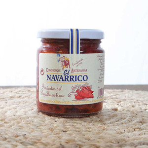 Piquillo Pepper Strips by El Navarrico