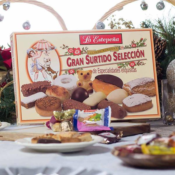 Great Assortment Selection of Specialties by La Estepeña