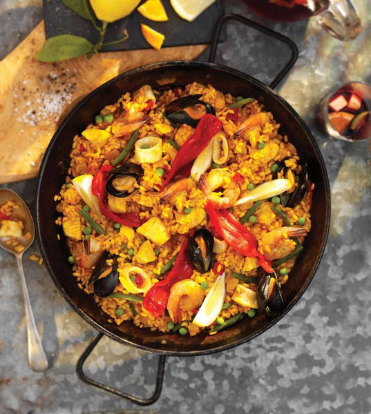 Paella for 10 people set Friends & Family
