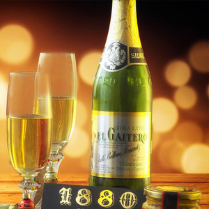 El Gaitero Sparkling Cider Extra