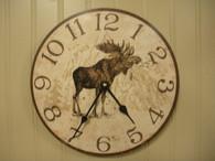Clock ~ Moose