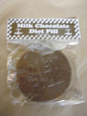 Milk Chocolate Diet Pill