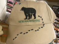 New Hampshire Bear Hat