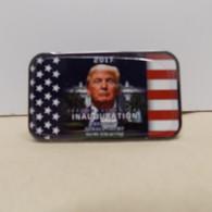 Trump 2017 Inauguration 58th President mints