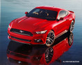 2015 Mustang Promotional Photo
