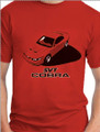 SVT Cobra Terminator Graphic T-shirt - RED