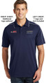 Customizable Sport-Wick Polo Shirt - ST653