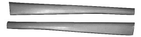 RB1004 1949-1977 VW Beetle and 1971-1979 Super Beetle Stock Running Boards-PAIR