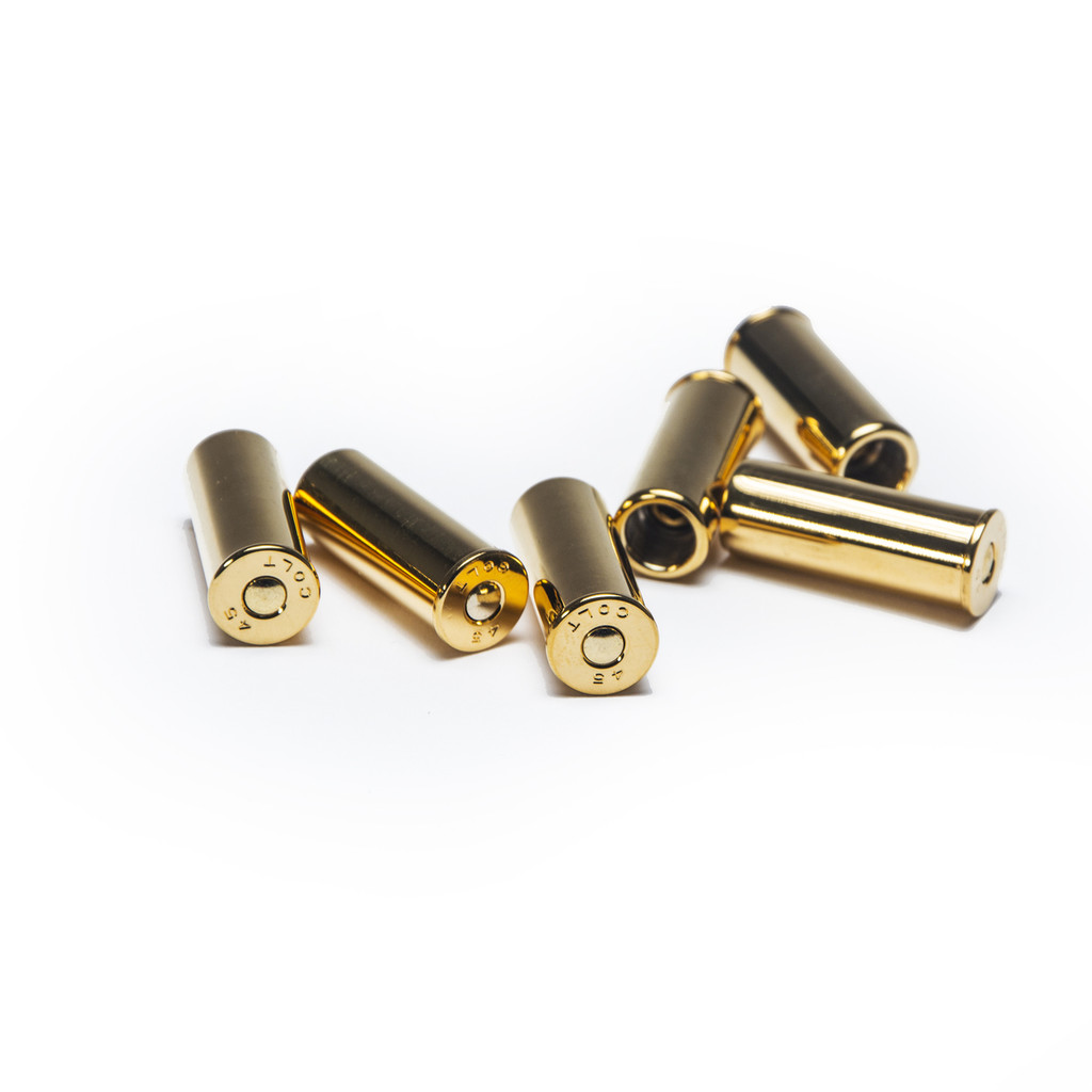 Snap Caps ( Colt 45 Gold plated )
