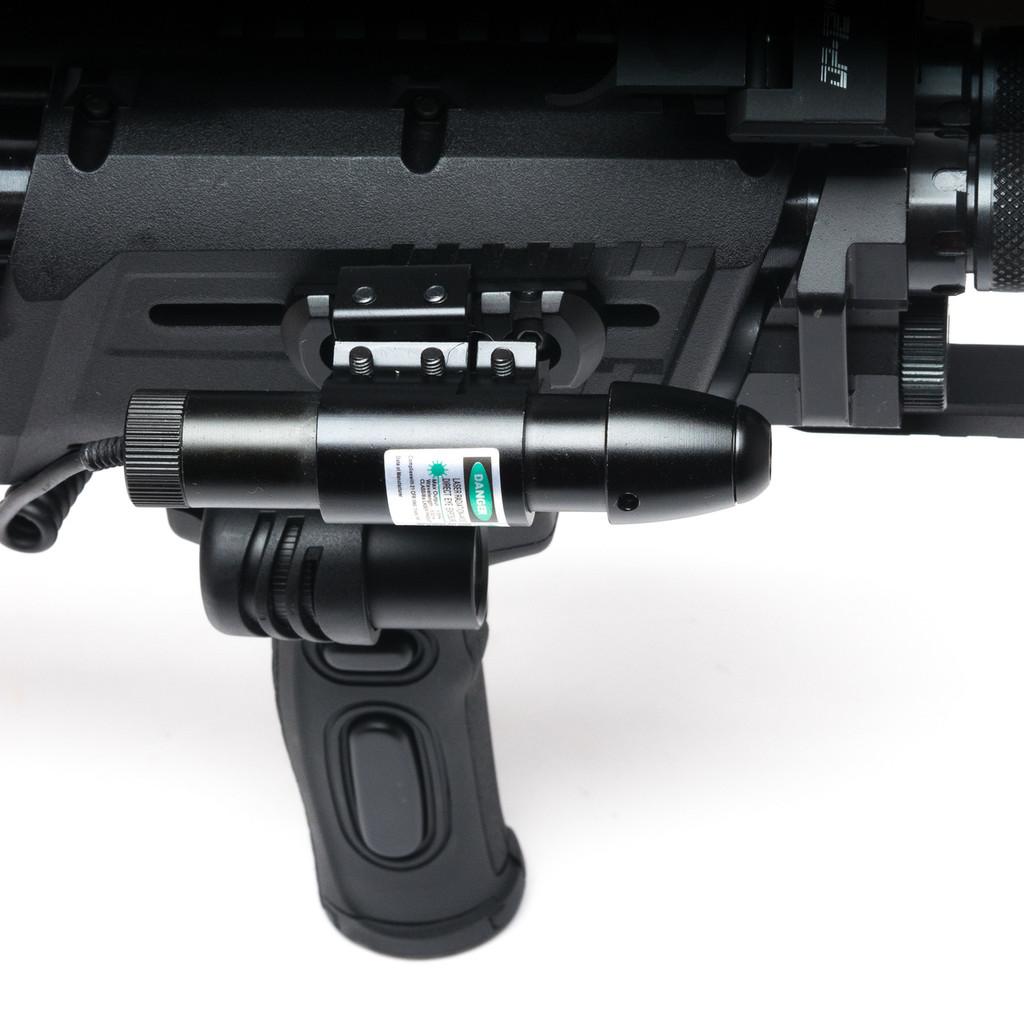 Laser Type: Green