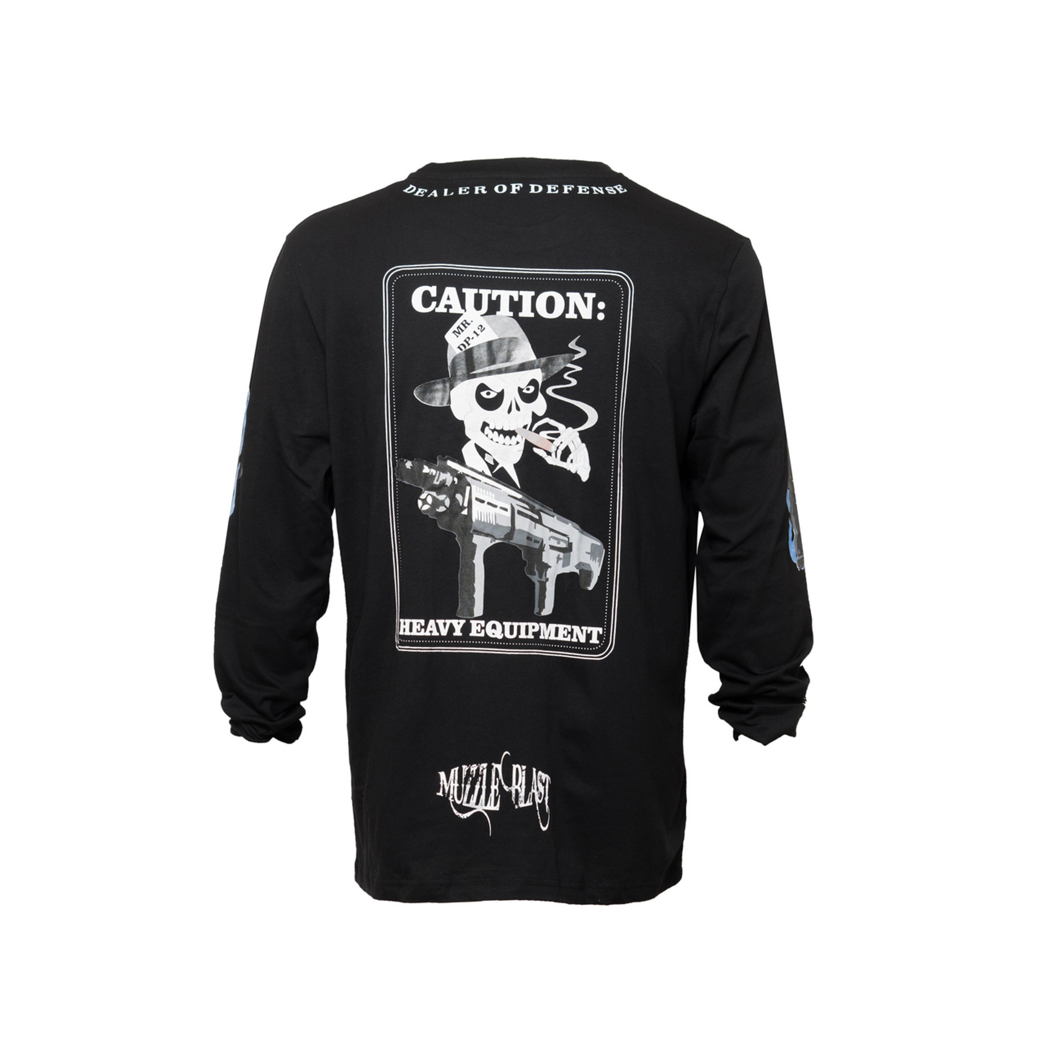 DP-12 Long Sleeve Shirt (Smoker)