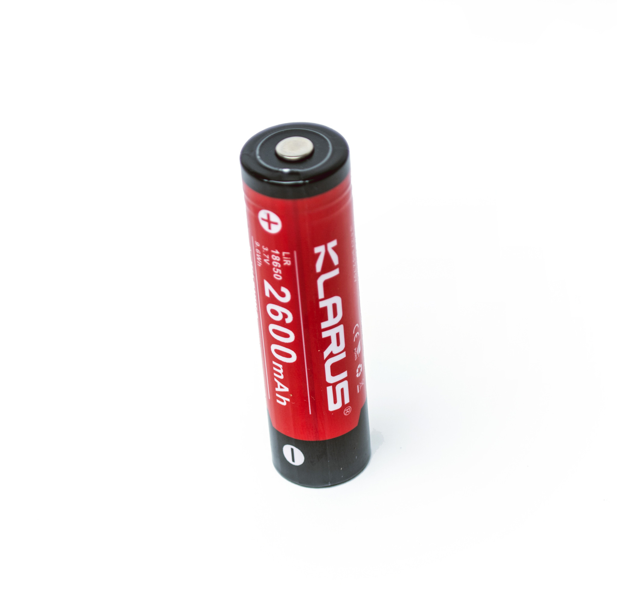 Klarus 2600 mAh Rechargable battery