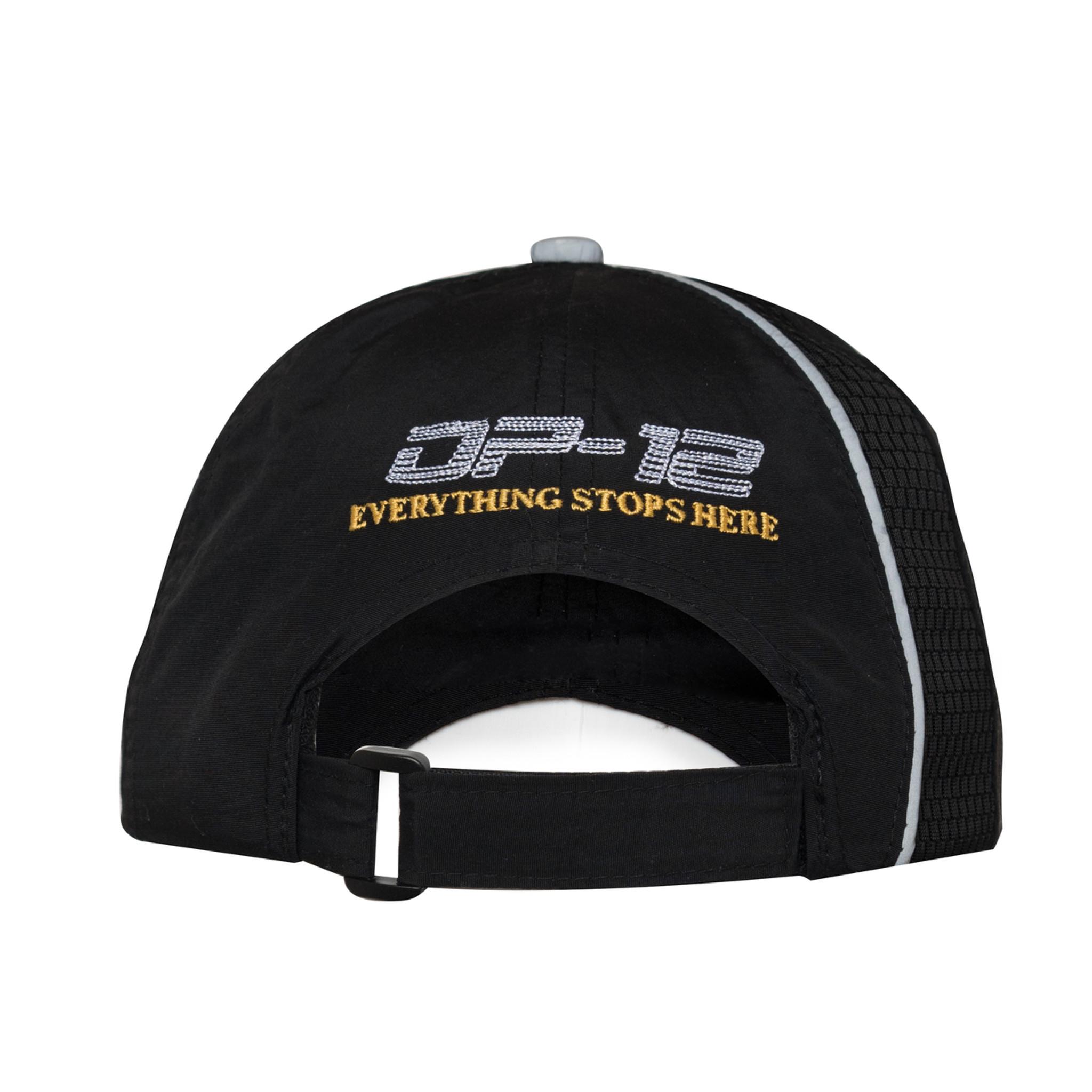 DP-12 Black Hat