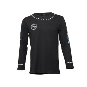 DP-12 Long Sleeve Shirt- DP-12 Time