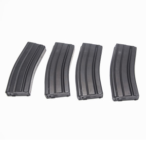 D & H Tactical 30 Round Magazines 4-Pack