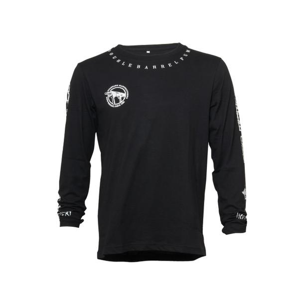DP-12 Long Sleeve Shirt (Double Pump)