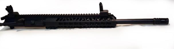 Model B 300AAC Black Out Upper Half