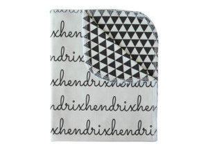 Personalized Double-Sided Blanket / Pyramids