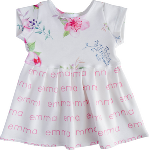 Personalized Sleeved Dresses - Peony Collection