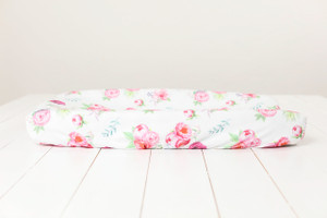 Peony Changing Pad Sheets