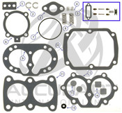 BEN7-400 FSMC,KIT, FORD COMPLETE