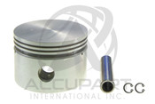 BEN61B01PP0, Piston Assembly, 80MM STD