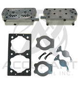CYLINDER HEAD, COMPLETE, ISC, STANDARD