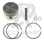 MAR61M02PR0, PISTON & RINGS 70MM STD