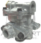 VALVE, SEALCO TYPE, PROTECTED RESERVOIR SPRING BRAKE CONTROL VALVE