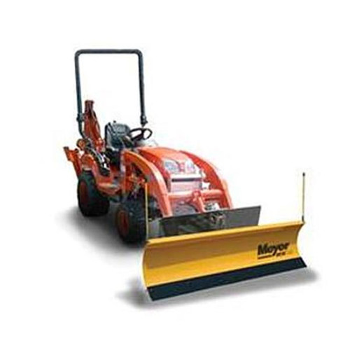 Meyer Compact Tractor Plow Blade Drive Pro 6'