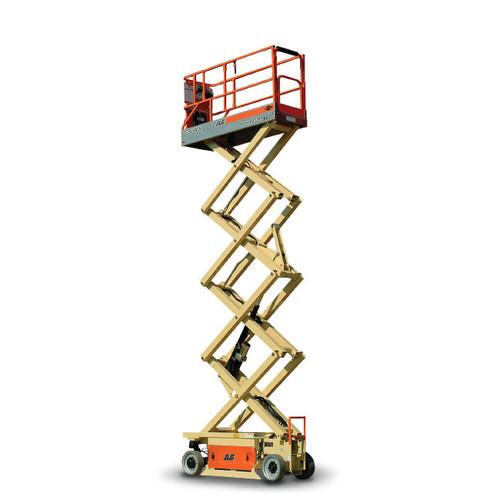 "JLG Scissor Lift, 2630ES 26'H x 30""W, electric"