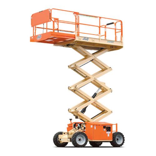 JLG Scissor Lift, 260MRT 26', all-terrain, 4x4, Diesel