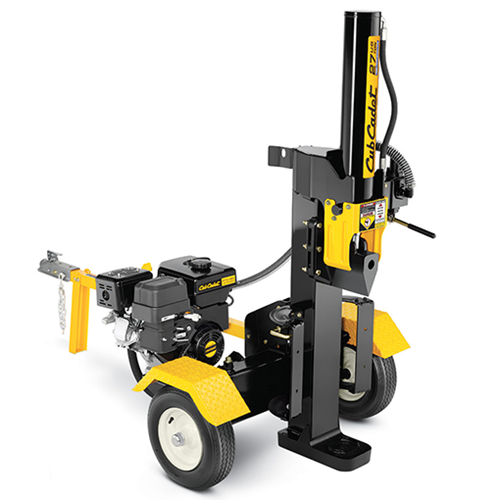 Log Splitter - 27T - vertical / horizontal