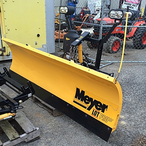 2015 Meyer Drive Pro 7'6'' Single Handle Drive Pull