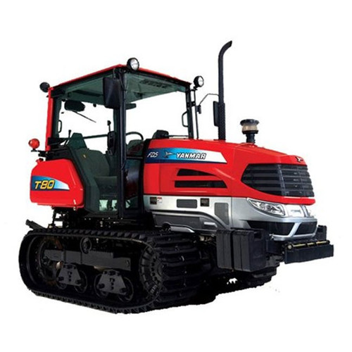 Yanmar T80 Series Tractor - CCE Narrow