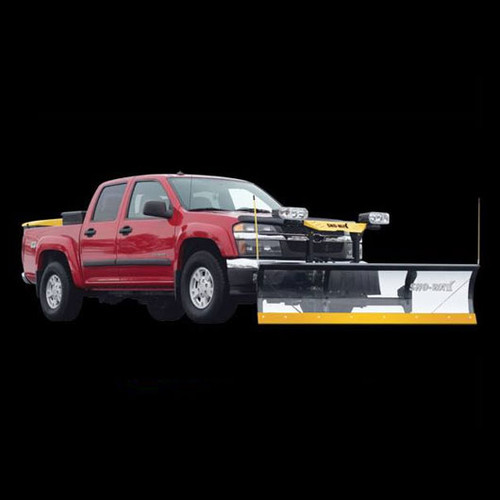 "Sno-Way Truck Snow Plow 22 Series 7'-6"""