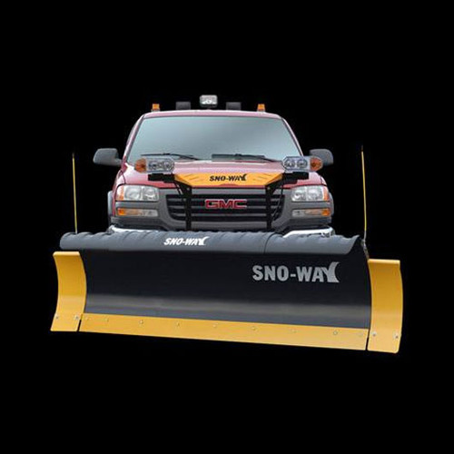 """Sno-Way Commercial Plow Blade 29HD Series 7' 6"""""""