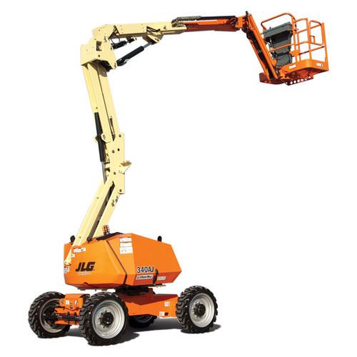 JLG 33' Boomlift Articulating  - 340AJ