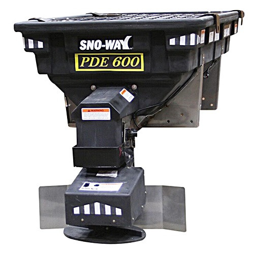 Sno-Way Truck V-Box Spreader  PDE 600