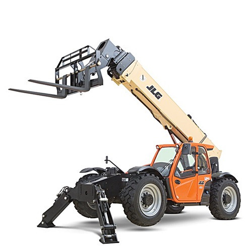 JLGTelehandlerG12-55A 12,000 lb. - 55' with outriggers