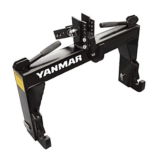 YANMAR 3 POINT QUICK HITCH
