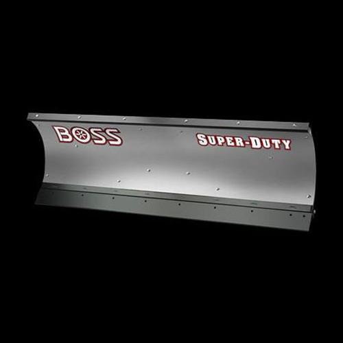 Boss 8' Stainless Trip-Edge Straight-Blade Snowplow