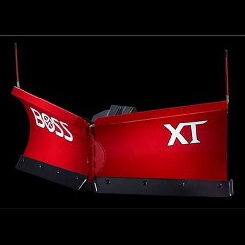 """Boss 5'6"""" Steel Power-V XT ATV Snowplow"""