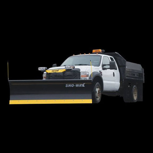 "Sno-Way Commercial Plow Blade 32 Contractor Series 8' 6"""