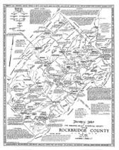 Map - Rockbridge County