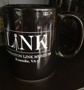 Black Link Coffee Mug